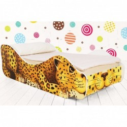 """Кровать детская """"Леопард..."""
