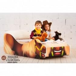 """Кровать детская """"Лошадка..."""