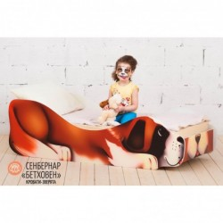 """Кровать детская """"Сенбернар..."""
