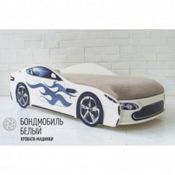 """Кровать-машина """"Бондмобиль""""..."""