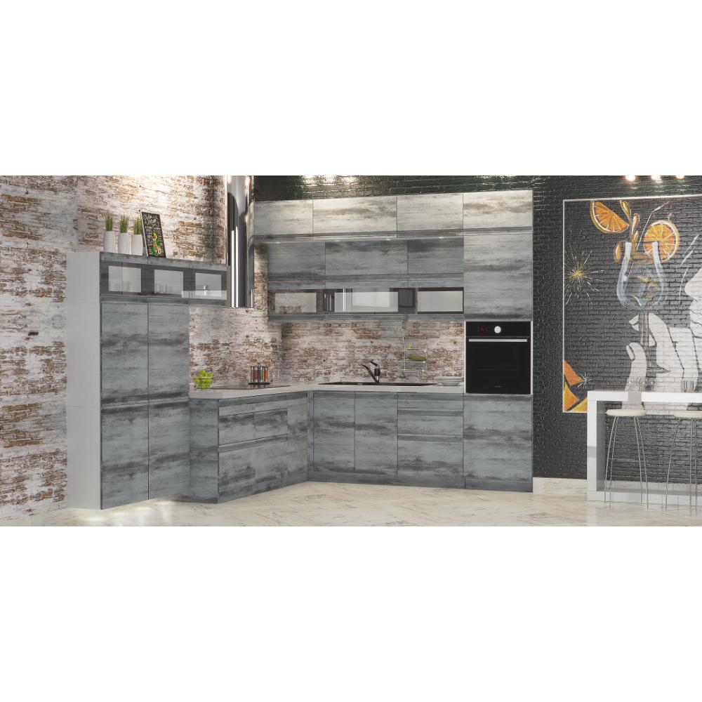 Купить модульную кухню Бронкс в Ижевске. Интернет-магазин мебели